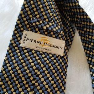 Pierre  Balmain 100% Silk Tie - One Size